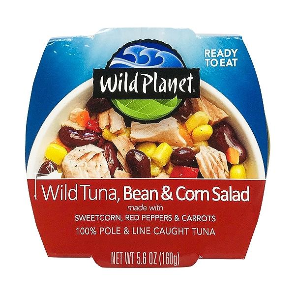 Tuna, Bean & Corn Salad, 5.6 oz 1