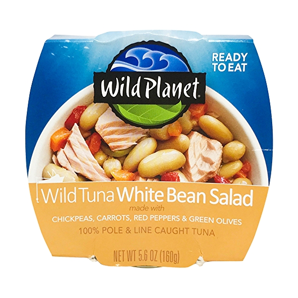 Tuna White Bean Salad, 5.6 oz 1