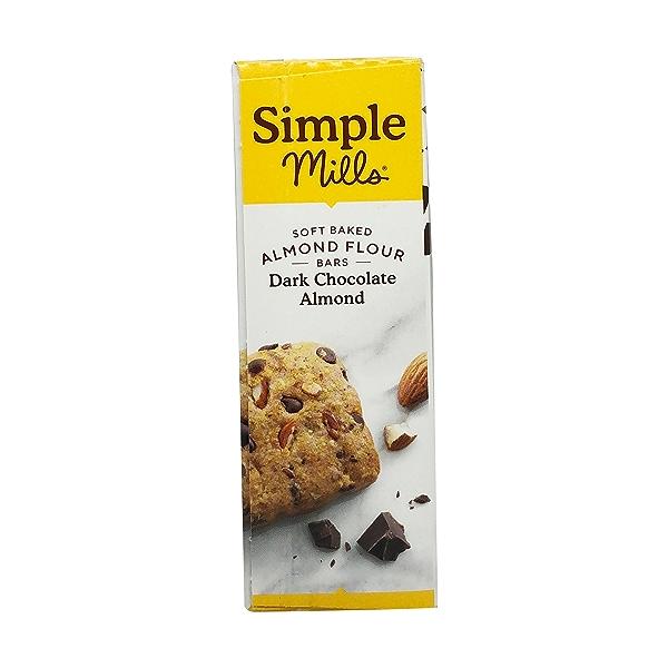 Dark Chocolate Almond Soft-baked Almond Flour Bars 5ct, 1.19 oz 4