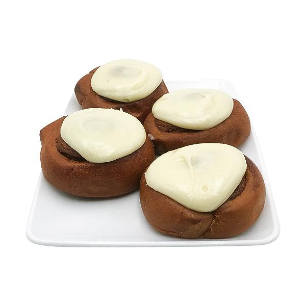Cream Cheese Danish 4 Count, 12 oz 1