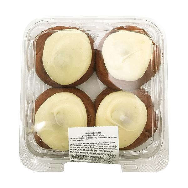 Cream Cheese Danish 4 Count, 12 oz 5