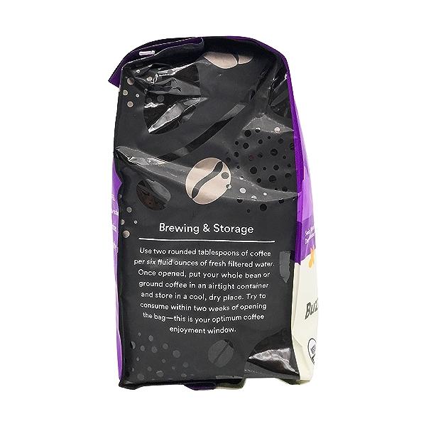 Organic Full City Roast Buzz Free Decaf Whole Bean Coffee, 24 oz 4
