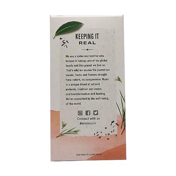 Organic Rooibos Tea, 1.52 oz 4