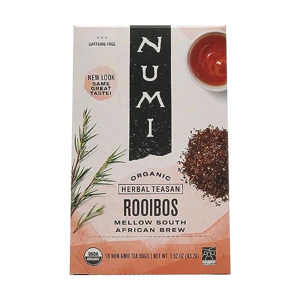 Organic Rooibos Tea, 1.52 oz 1
