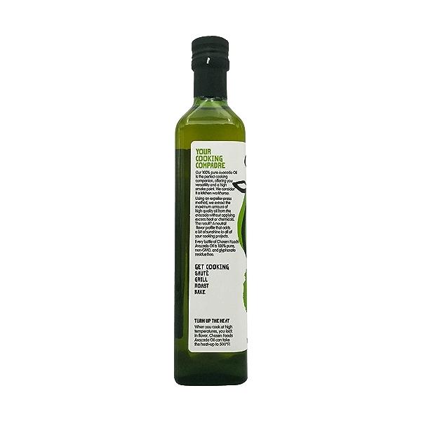 100% Pure Avocado Oil, 16.9 fl oz 4
