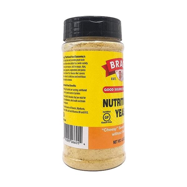 Premium Nutritional Yeast Seasoning, 4.5 oz 8