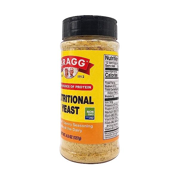 Premium Nutritional Yeast Seasoning, 4.5 oz 2