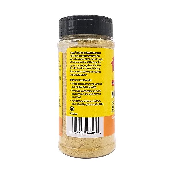 Premium Nutritional Yeast Seasoning, 4.5 oz 7