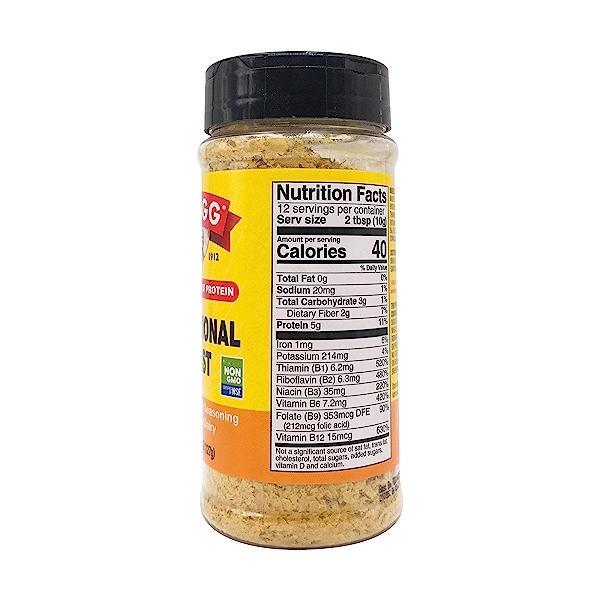 Premium Nutritional Yeast Seasoning, 4.5 oz 3