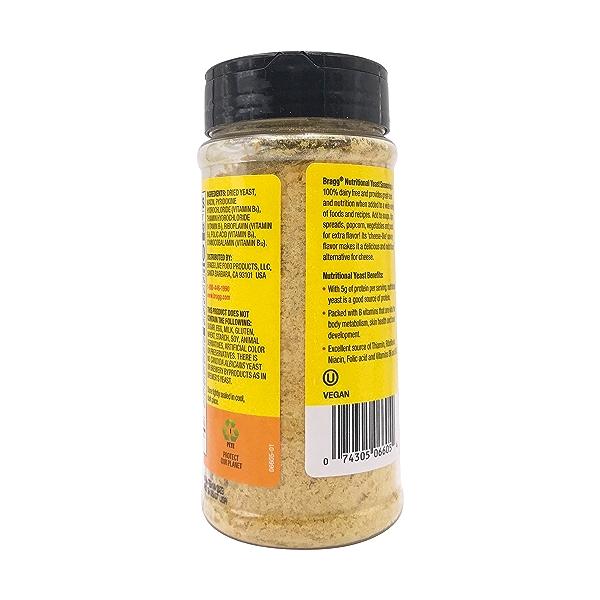 Premium Nutritional Yeast Seasoning, 4.5 oz 6