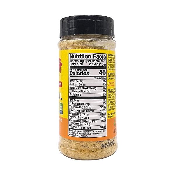 Premium Nutritional Yeast Seasoning, 4.5 oz 4