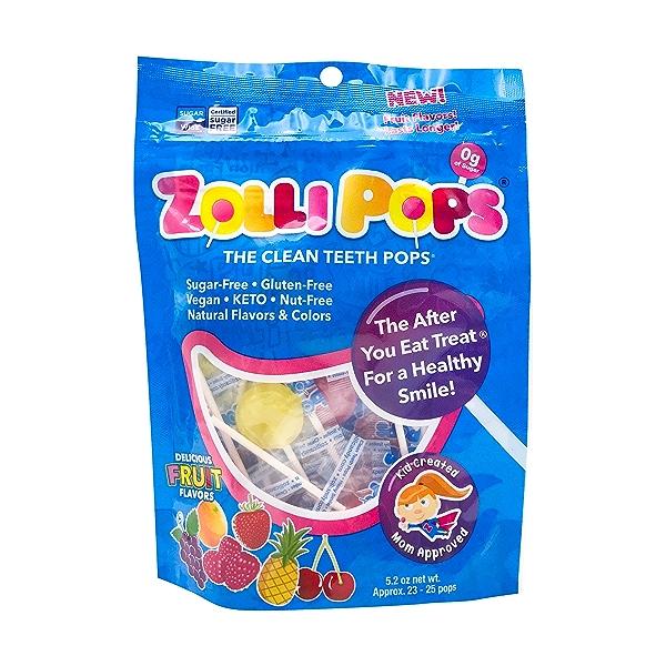 Zolli Pops, 5.2 oz 1