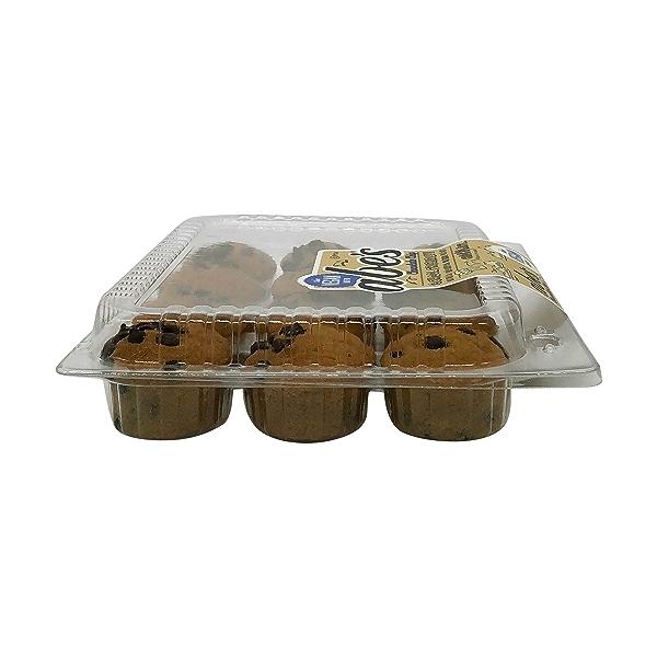 Vegan Chocolate Chip Cookie Mini Muffins (12 Pk), 10 oz 6