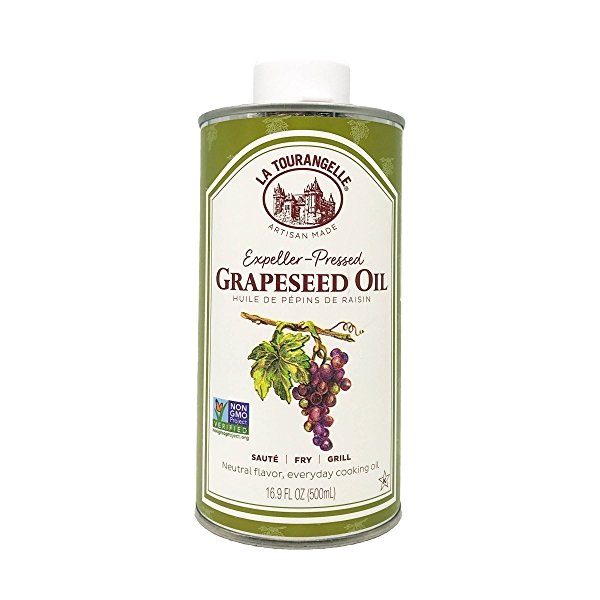 Expeller-Pressed Grapeseed Oil, 16.9 fl oz 1