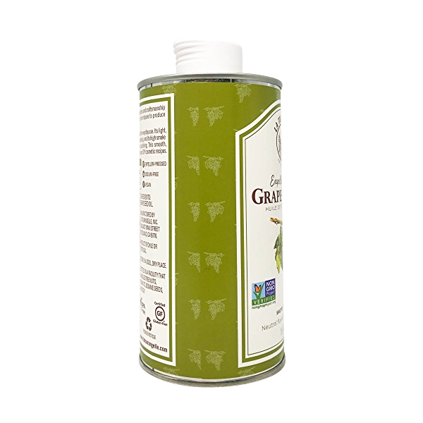 Expeller-Pressed Grapeseed Oil, 16.9 fl oz 8