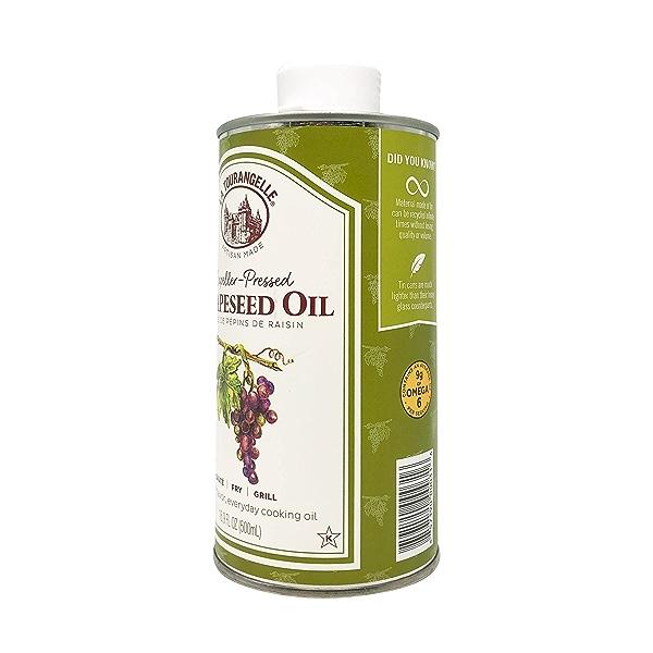 Expeller-Pressed Grapeseed Oil, 16.9 fl oz 2