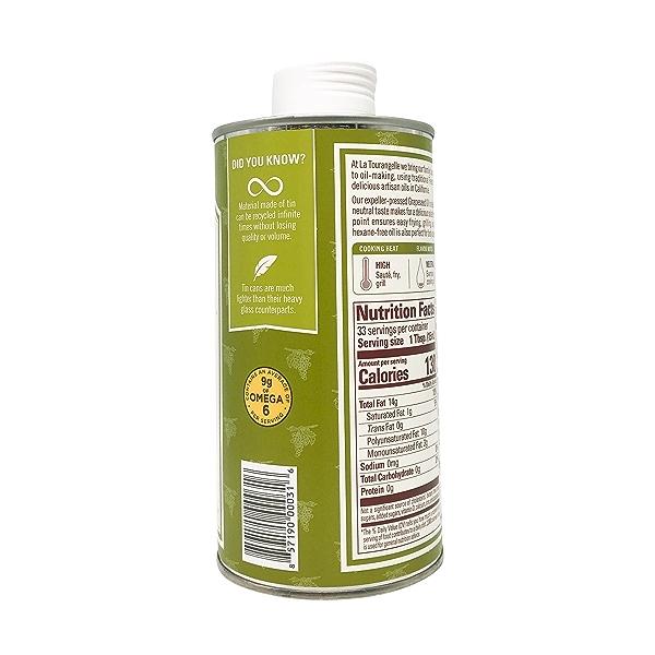 Expeller-Pressed Grapeseed Oil, 16.9 fl oz 4