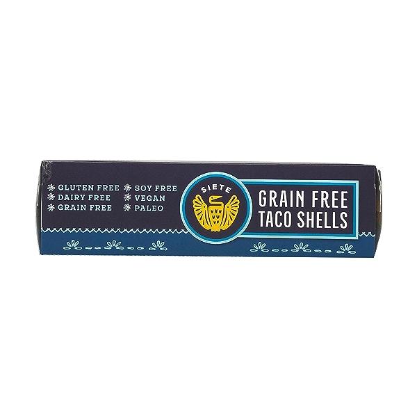 Siete Gluten Free Grain Free Taco Shells, 5.5 oz 5