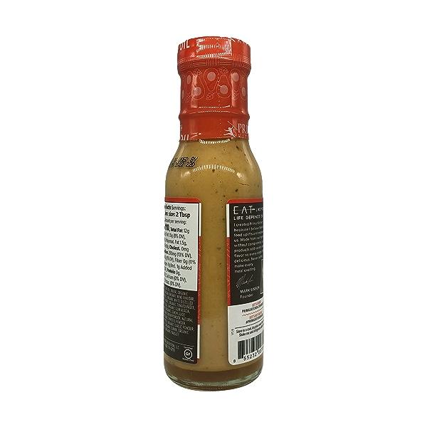 Bbq Ranch Avocado Oil Dressing, 8 fl oz 5