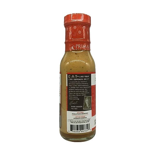 Bbq Ranch Avocado Oil Dressing, 8 fl oz 6