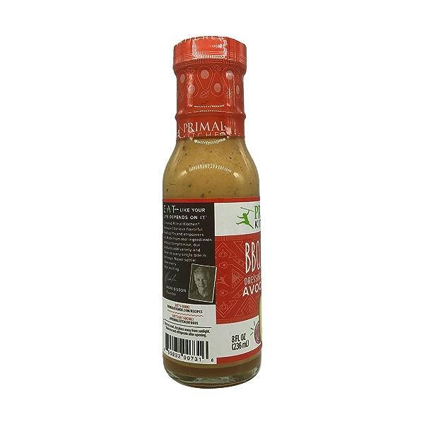 Bbq Ranch Avocado Oil Dressing, 8 fl oz 7
