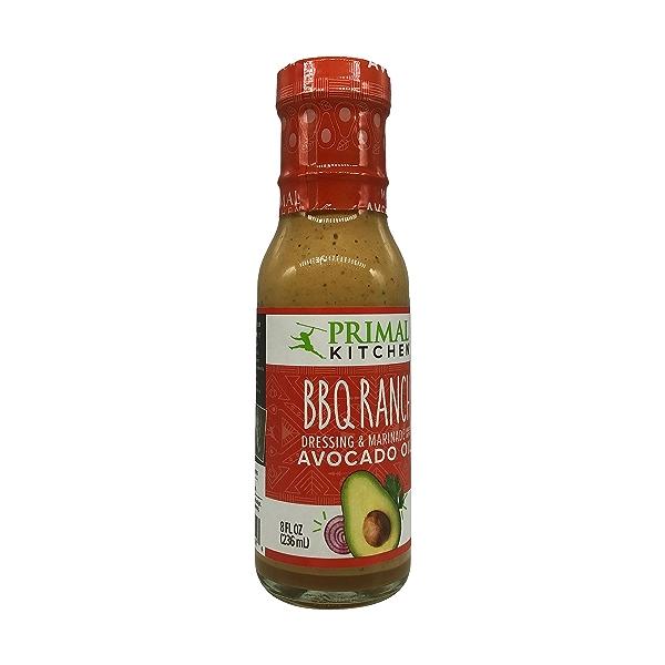 Bbq Ranch Avocado Oil Dressing, 8 fl oz 8