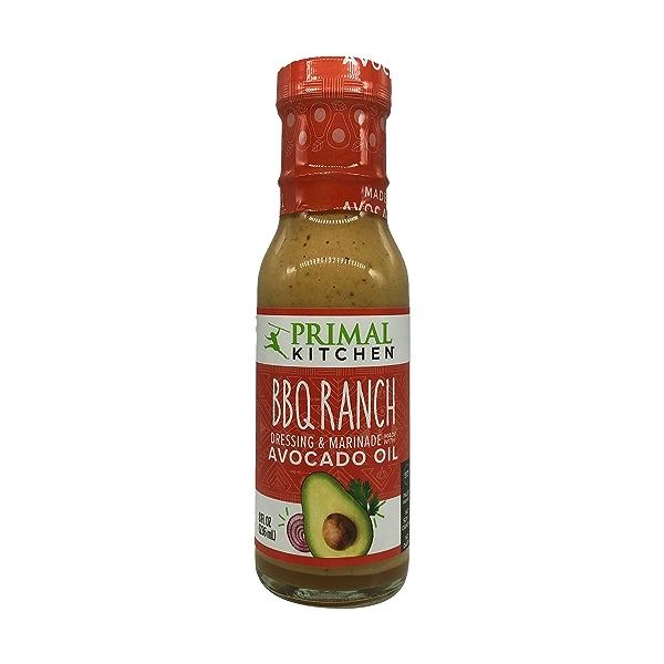 Bbq Ranch Avocado Oil Dressing, 8 fl oz 1