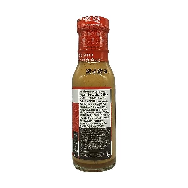 Bbq Ranch Avocado Oil Dressing, 8 fl oz 4
