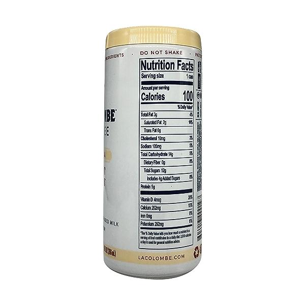 Vanilla Draft Latte, 9 fl oz 3