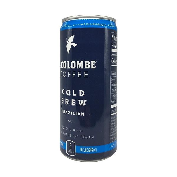 Pure Black Cold Pressed Coffee, 9 fl oz 2