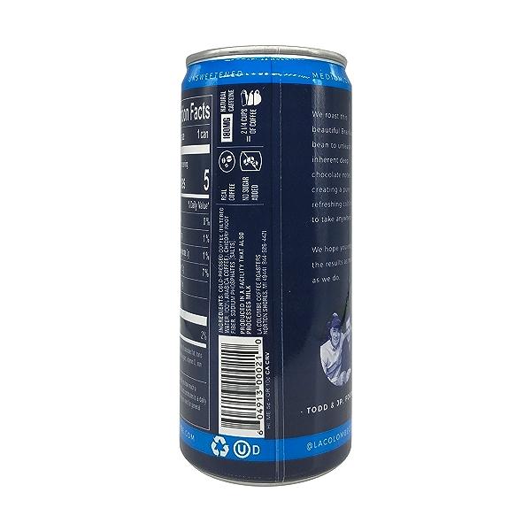 Pure Black Cold Pressed Coffee, 9 fl oz 5