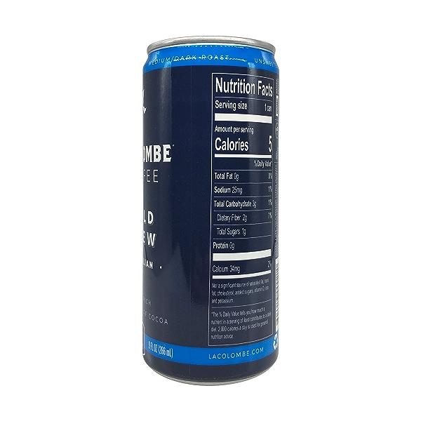 Pure Black Cold Pressed Coffee, 9 fl oz 3