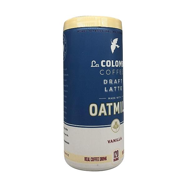 Vanilla Oat Milk Draft Latte, 9 fl oz 8