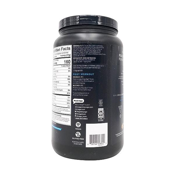 Vanilla Flavor Sport Performance Protein, 29.2 oz 4
