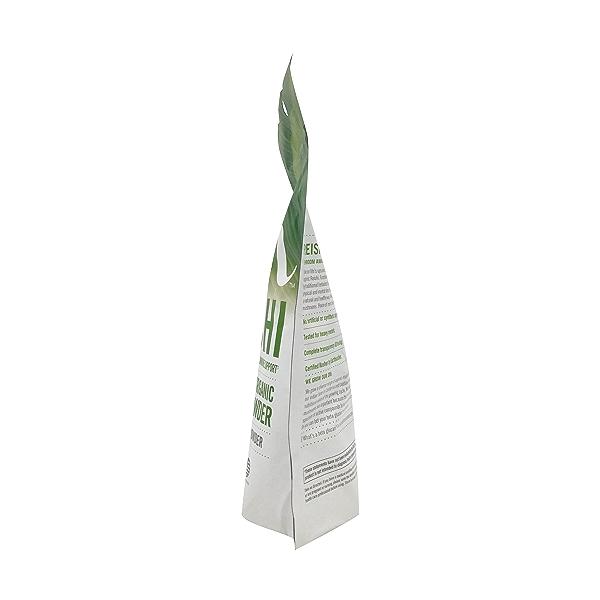 Reishi Organic Mushro Powder, 3.5 oz 2