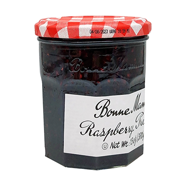Raspberry Preserves, 13 oz 8