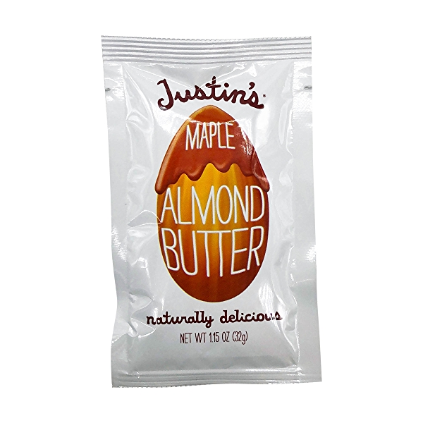 Maple Almond Butter (Squeeze Pack), 1 each 1