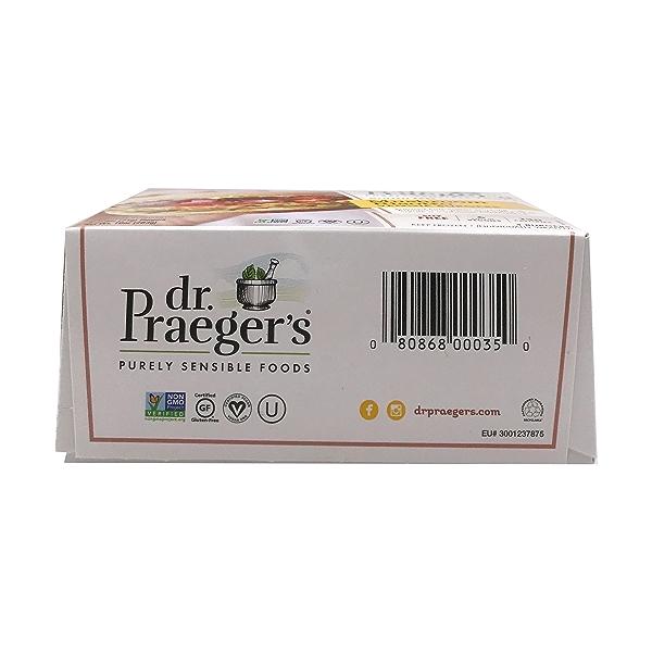 Risotto Veggie Burgers, 2.5 oz 6
