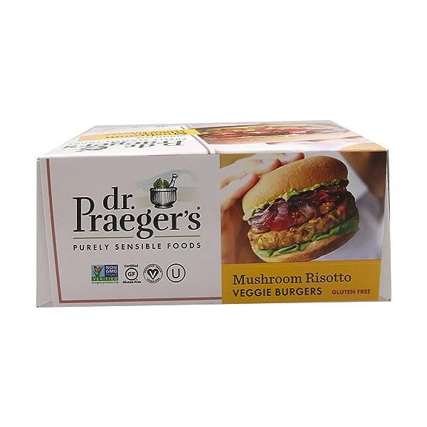 Risotto Veggie Burgers, 2.5 oz 5