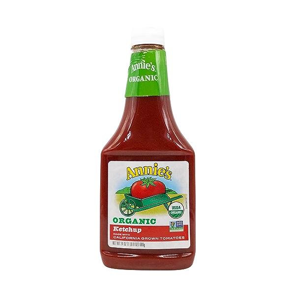 Organic Ketchup, 24 oz 1