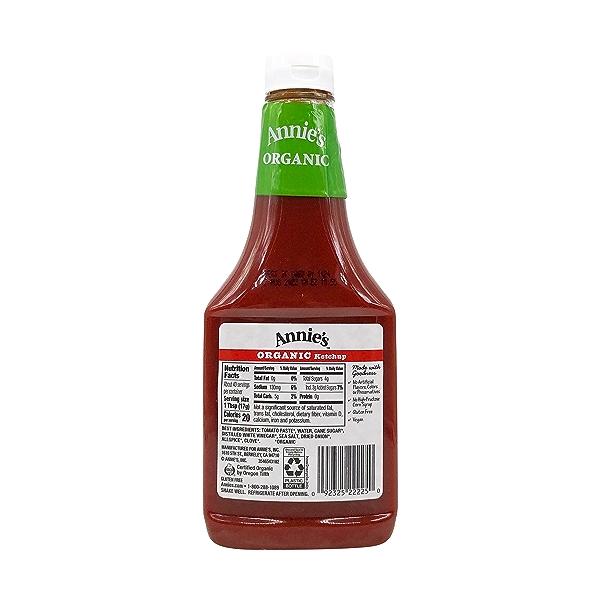 Organic Ketchup, 24 oz 3