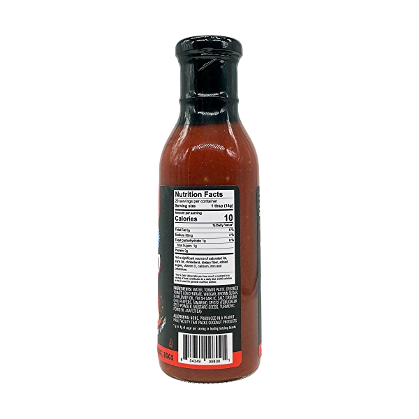 Curry Ketchup, 13 oz 4