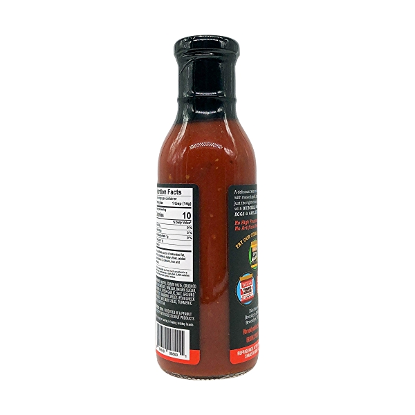 Curry Ketchup, 13 oz 5
