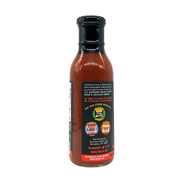Curry Ketchup, 13 oz 6