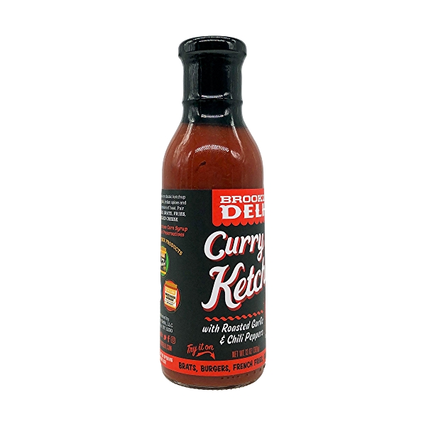 Curry Ketchup, 13 oz 8
