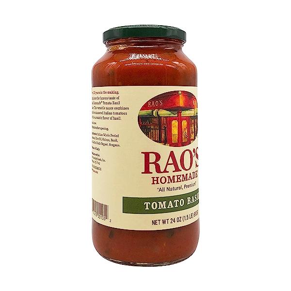 Rao's Specialty Foods Tomato Basil Sauce, 24 oz 8