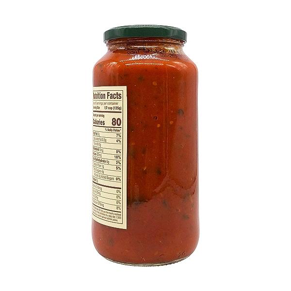 Rao's Specialty Foods Tomato Basil Sauce, 24 oz 4