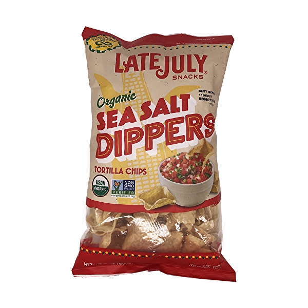 White Corn Cantina Dippers, 8 oz 1