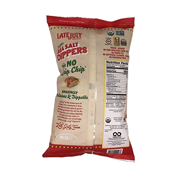 White Corn Cantina Dippers, 8 oz 2