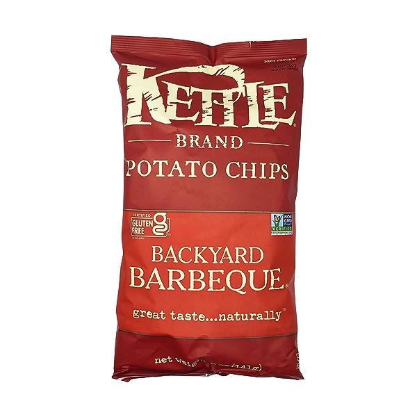 Backyard Barbeque Potato Chips, 5 oz 1